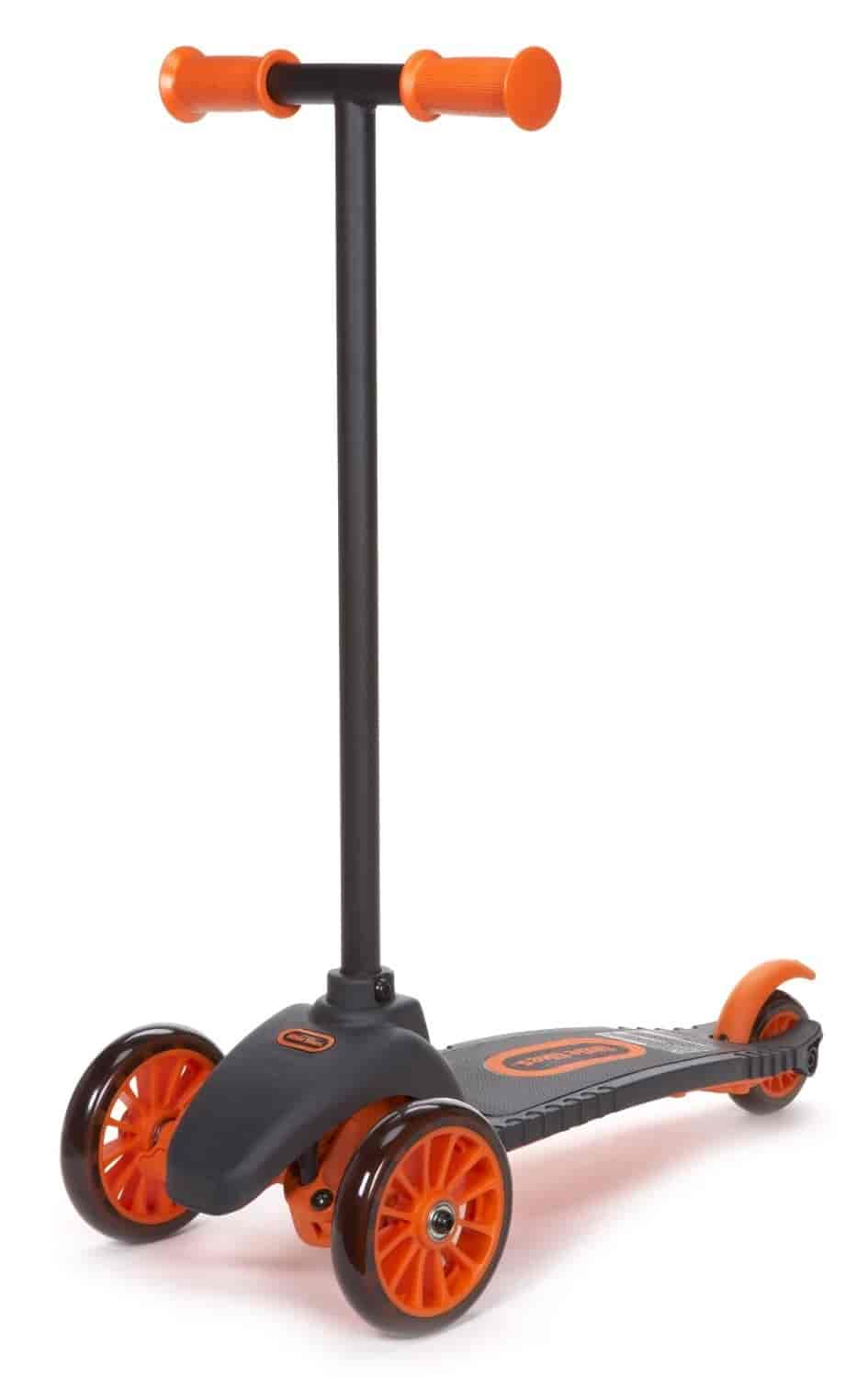 Buy Little Tikes Lean to Turn Scooter - Orange [633263], Features ...