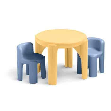 Little Tikes Yellow and Blue Table \u0026 Chairs Set [7436]  sc 1 st  Justdial & Buy Little Tikes Yellow and Blue Table \u0026 Chairs Set [7436] Features ...