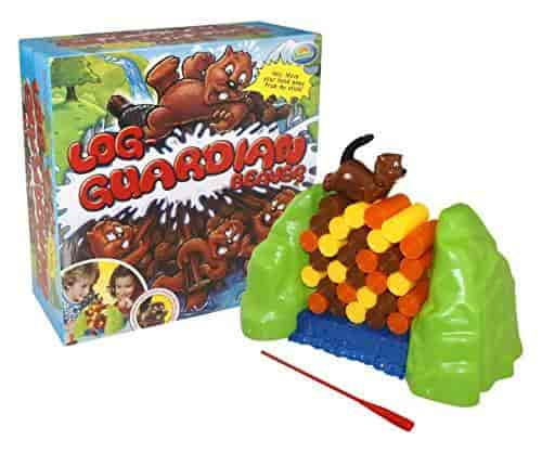 Buy Log Guardian Beaver Jam Board Game, Fun Indoor Family