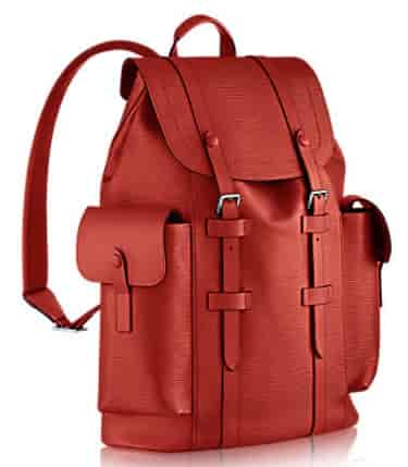 Louis-Vuitton-Men-Christopher-PM-Backpack-Red-M58828