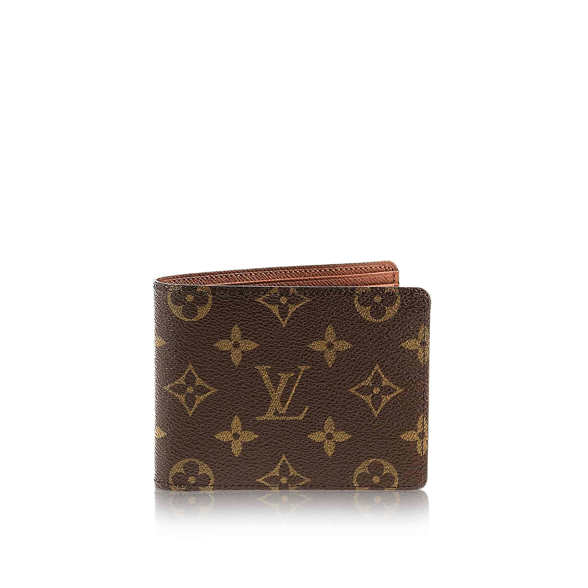 Buy Louis Vuitton Men Multiple Wallet Monogram Canvas  M60895 ... 5362618ac8