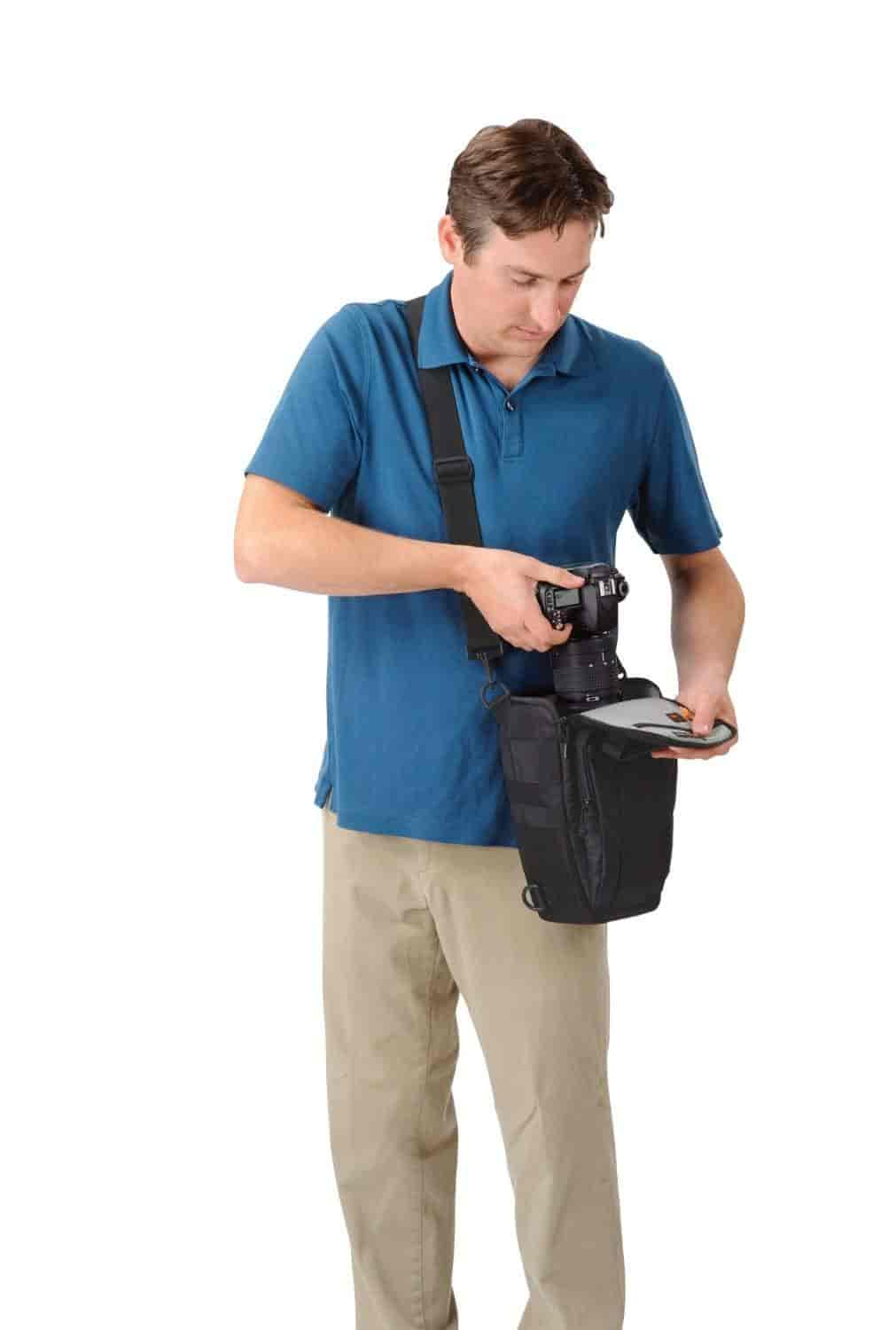 Buy Lowepro Toploader Zoom 50 Aw Black Features Price Reviews Ii Blue