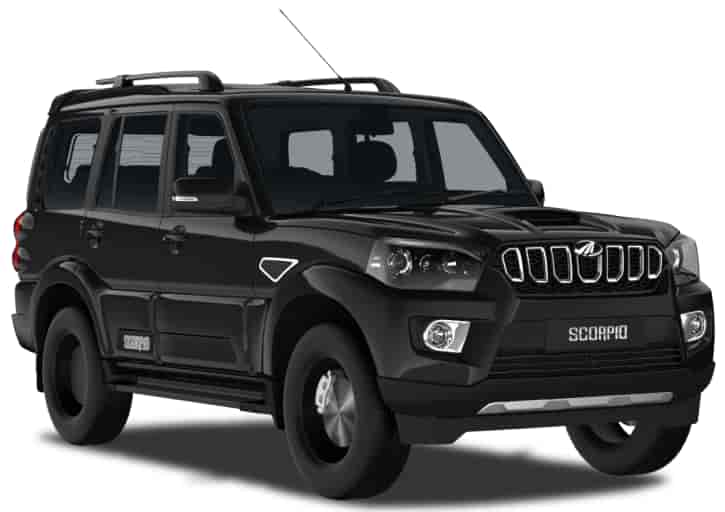 Buy Mahindra Scorpio S11 4WD - Diesel (Napoli Black