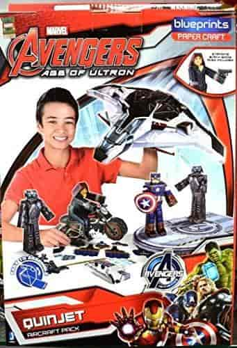 Buy Marvel Avengers Age of Ultron Quinjet Aircraft Pack