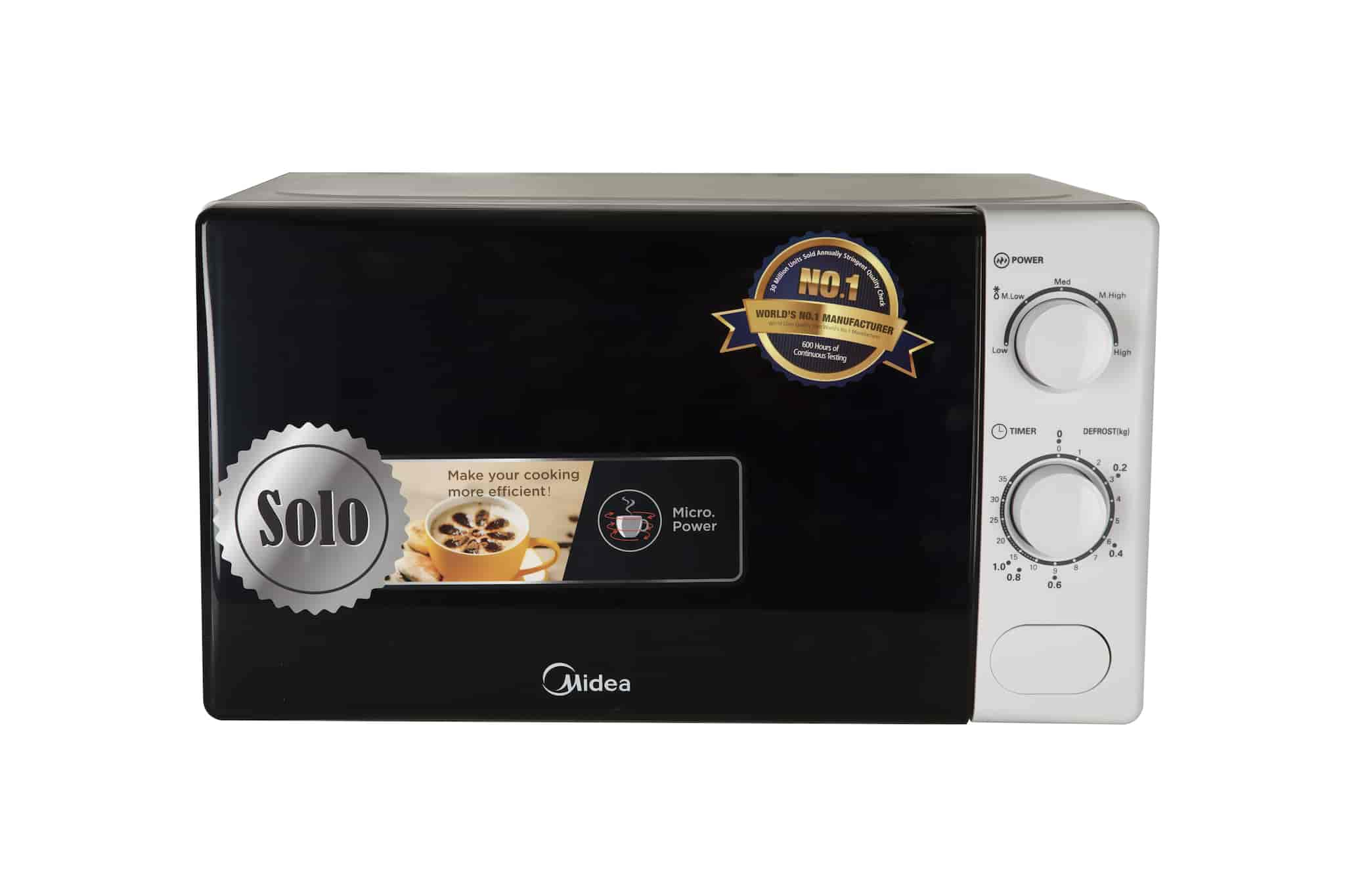 Midea Solo Microwave Oven Mm720cxm Pm