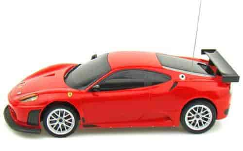Buy Mjx Remote Controlled Ferrari F430 Gt Red Features Price