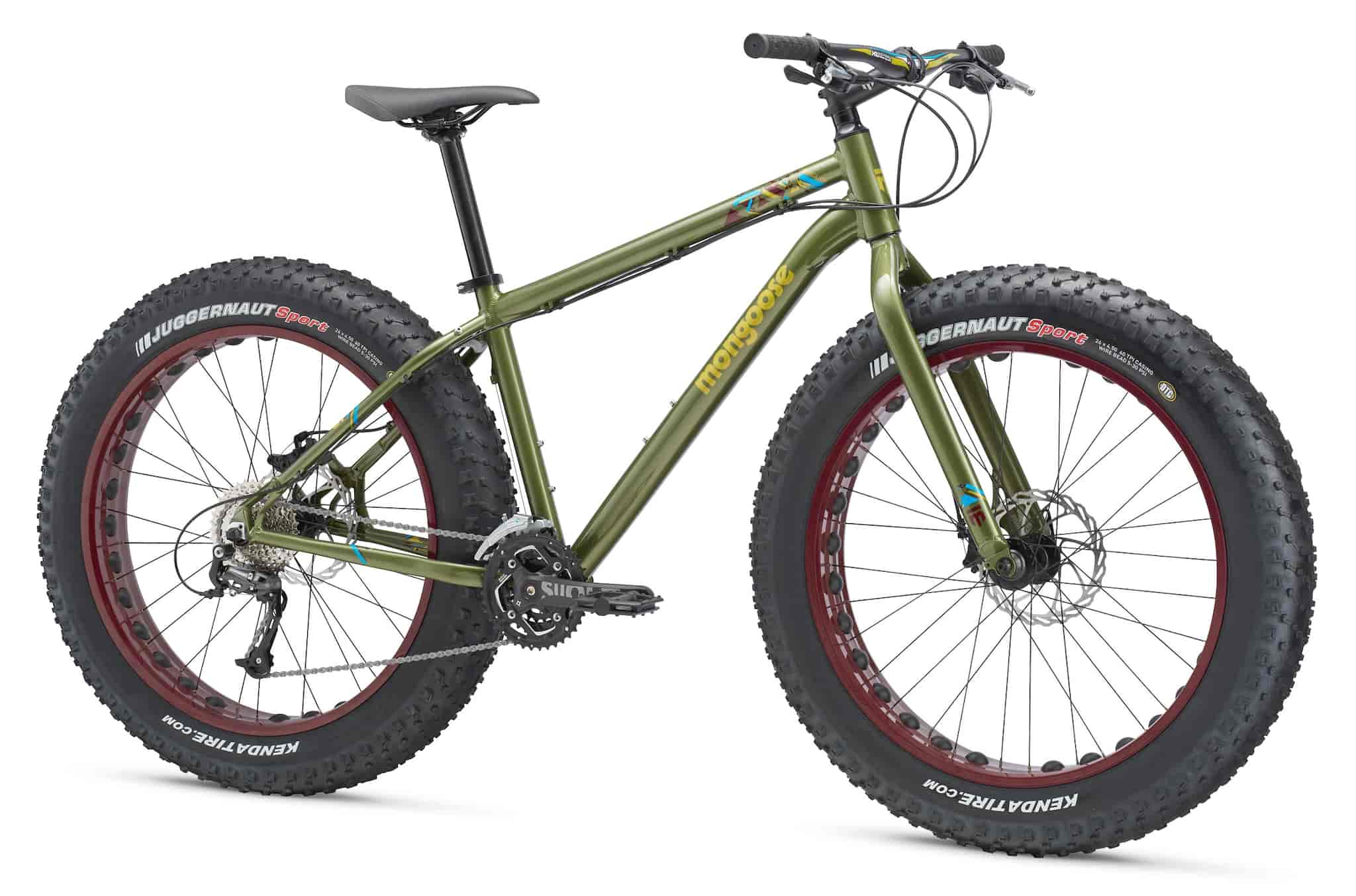 Mongoose Fat Bike Argus Sport M Bicycle Green Features Reviews Online In India Justdial