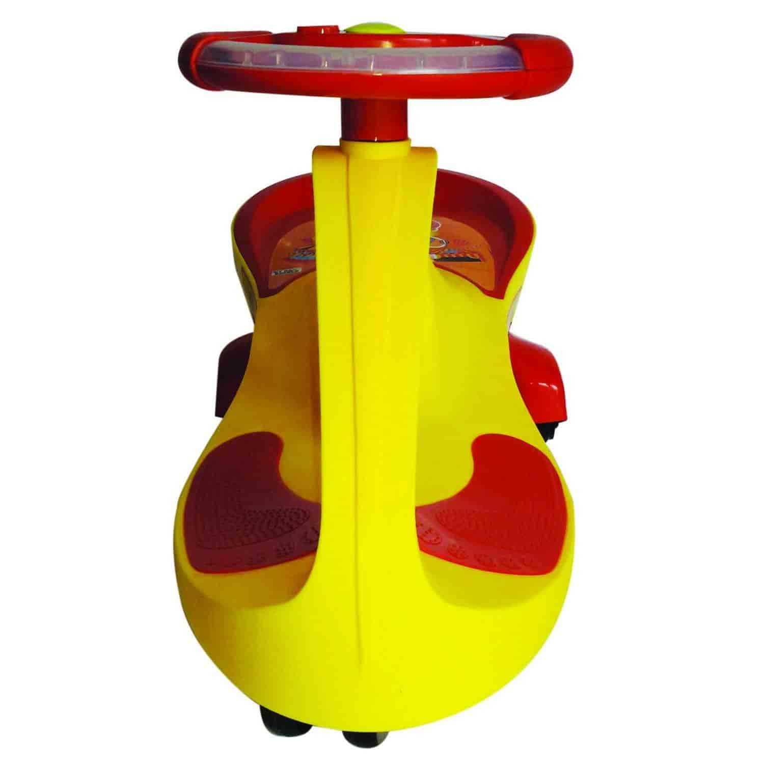 Buy Motu Patlu Swing Scooter Yellow Red Features Price Reviews