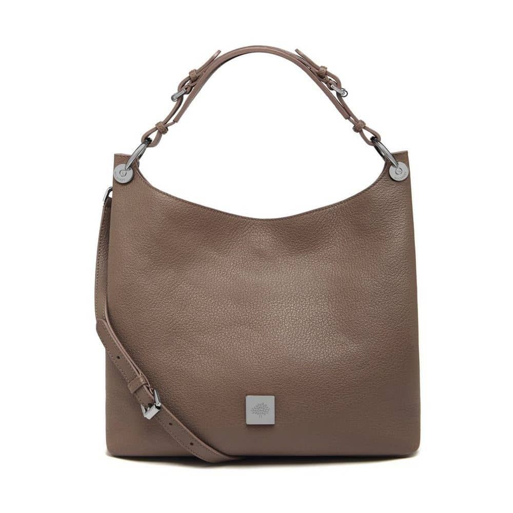 Buy Mulberry Small Freya Hand Bag Taupe Goat Printed Calf  HH3177-254Q135 ,  Features, Price, Reviews Online in India - Justdial 69929ab323