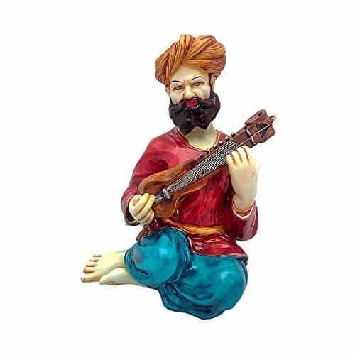 buy multicolour rajasthani handicrafts showpiece rajasthan cultural