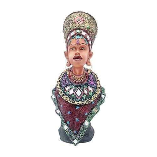Buy Multicolour Tribal Nigro Handicrafts Showpiece Traditional