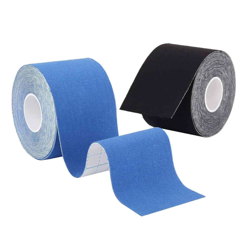 Buy Muscle Tape Danibos 2 Pcs Elastic Athletic Tape Increase Blood