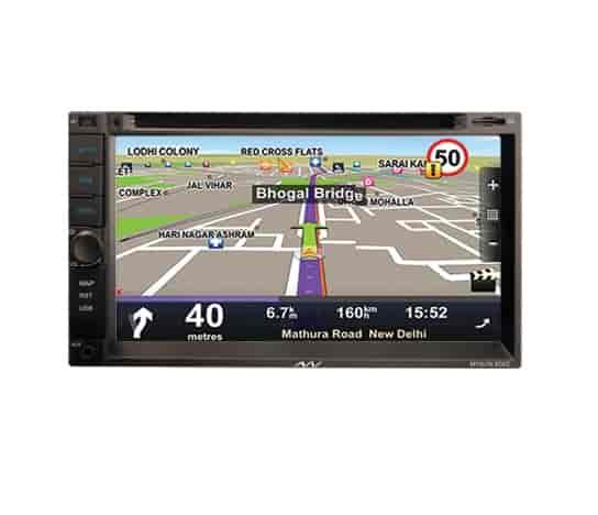 My AVN GPS Navigation System For Honda Brio/Amaze/Mobilio 8002