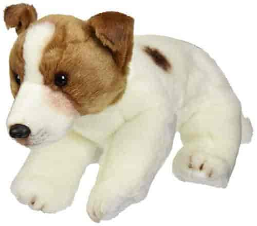 Buy Nat and Jules Plush Toy, Jack Russell Terrier, Large