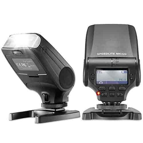 Neewer-NW320-TTL-LCD-Display-LED-Assistive-Preview-Focus-Flash-Speedlite-for-Panasonic-Lumix-DMC-GF7-GM5-GH4-GM1-GX7-G6-GF6-GH3-G5-GF5-GX1-GF3-G3-Olym