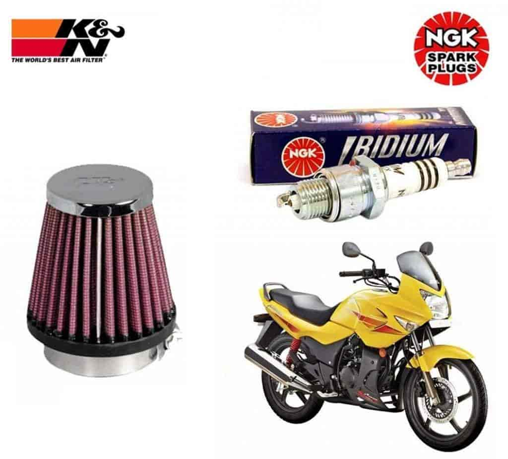 K Amp N Fuel Filters on