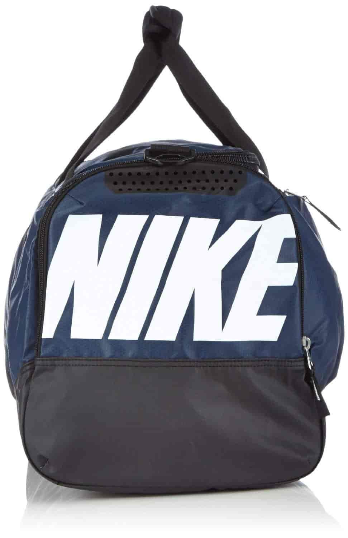 Nike Team Training Max Air Duffel Polyester Waist Pack Men's Medium (Blue)
