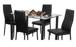 Buy Nilkamal Amago 4 Seater Dining Table Set Features Price