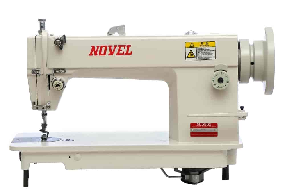 Buy Novel Nl 40 Single Needle Lockstitch Industrial Sewing Awesome Industrial Sewing Machine Price