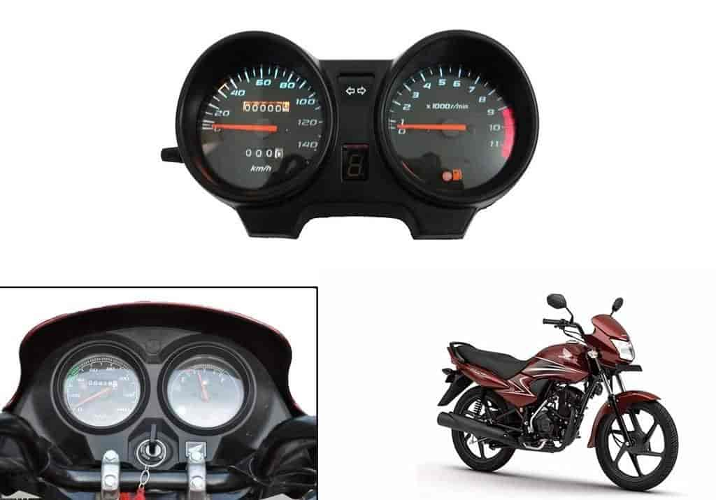 Buy Oem Bike Analogue Speedometer Assembly Honda Dream Yuga Features Price Reviews Online In India Justdial