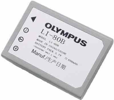 Olympus-LI-80B-Battery