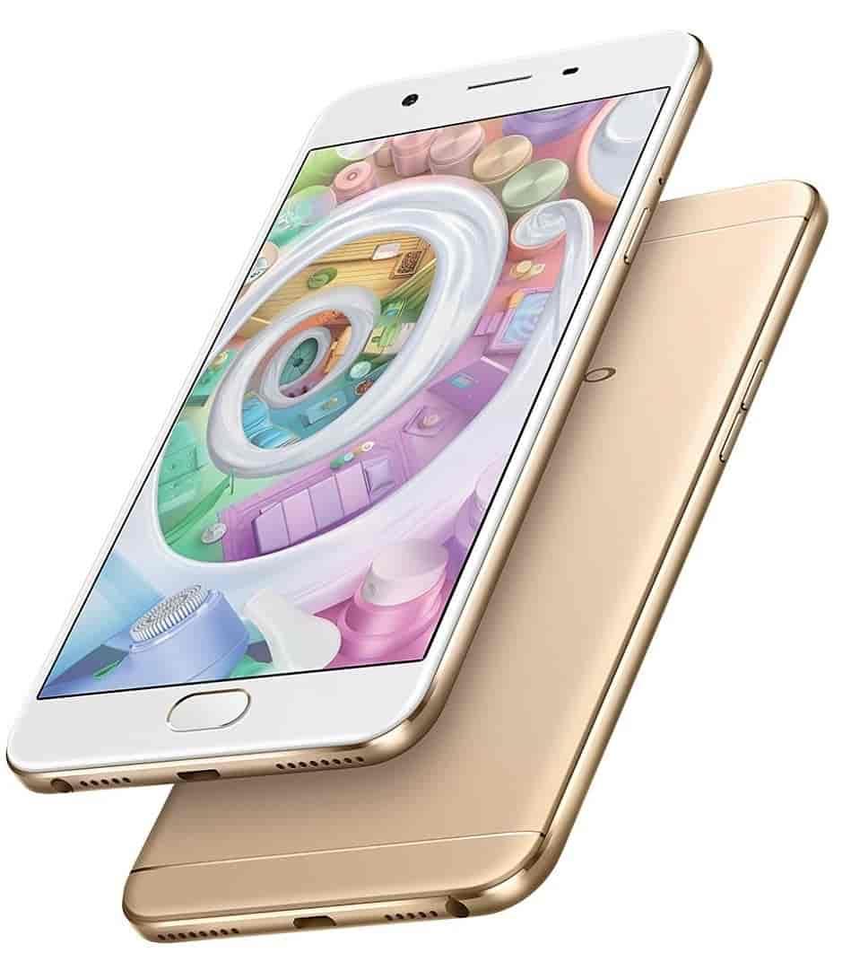 Oppo F1s (32 GB, Gold)