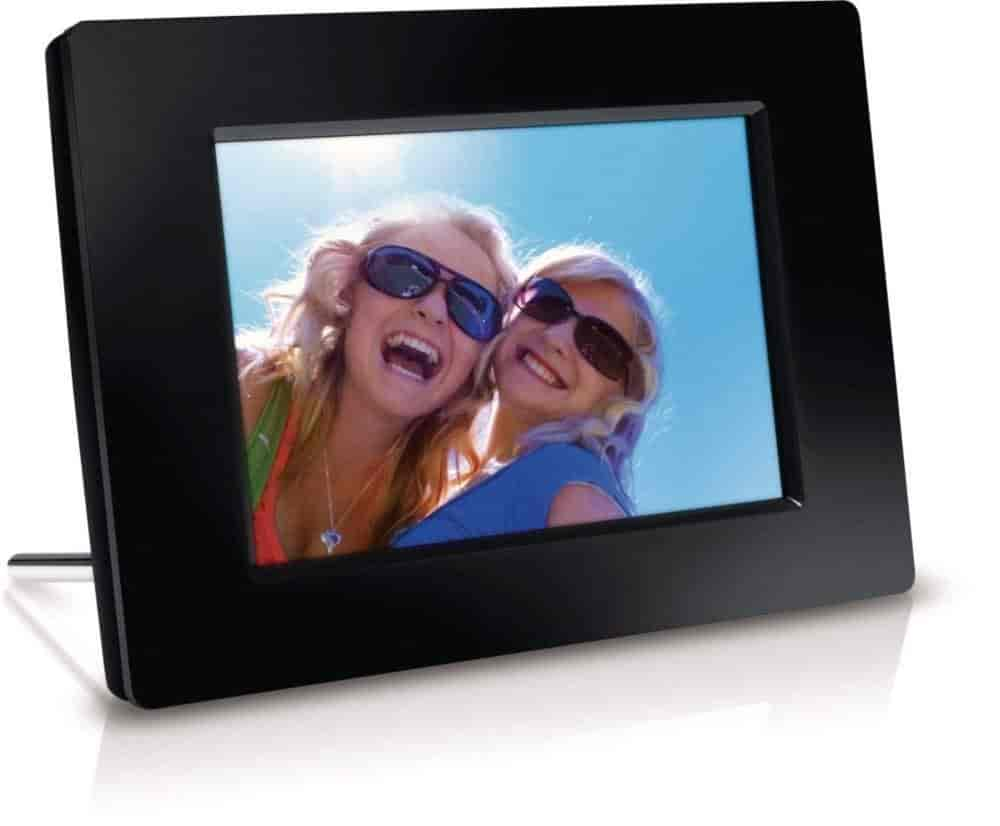 Buy Philips SPF1237/12 18 cm (7) Digital Photo Frame, Features ...