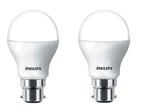 Philips Stellar Bright Base B22 14 Watt Led Bulb Warm White And Pack Of 2
