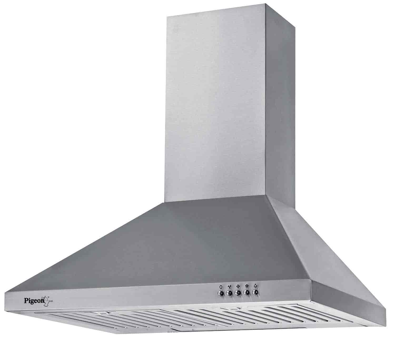 Buy Pigeon Sterling Kitchen Chimney, Features, Price, Reviews Online ...