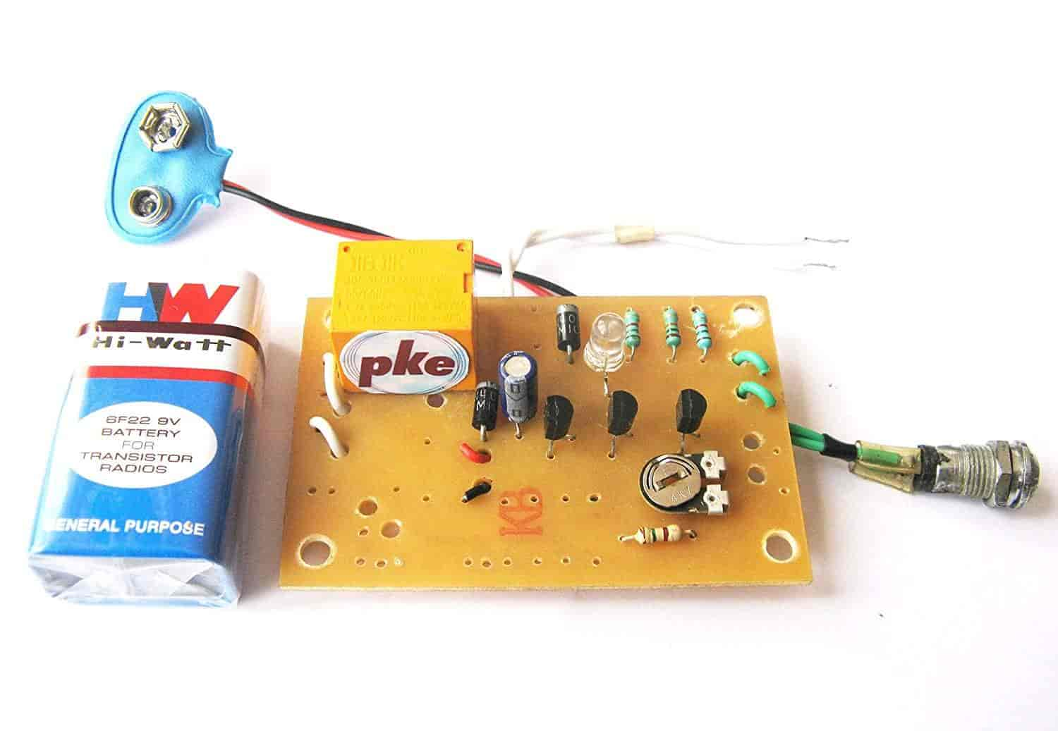 Buy Pke Light Switch Ldr Circuit Project Features Price Reviews Working Model
