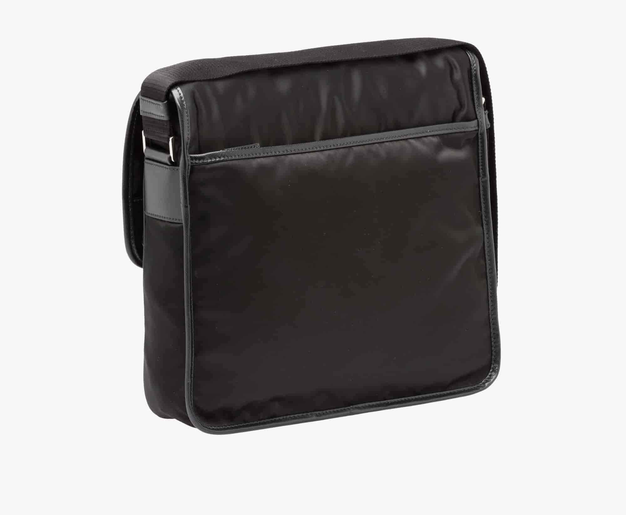 Prada Men Messenger Bag Black [2VD951 064 F0002 V OOO]
