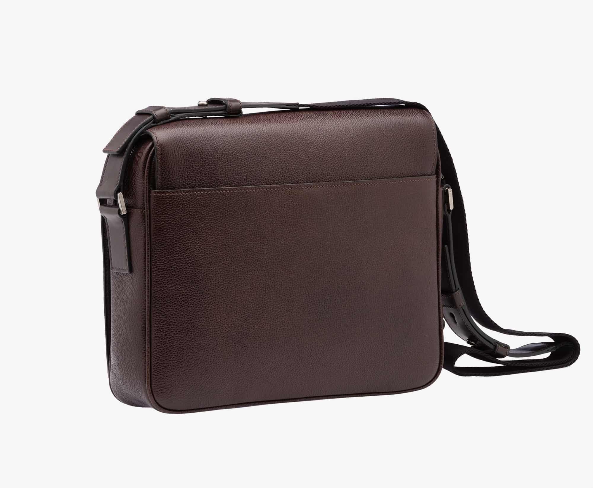 Prada Men Messenger Bag Coffee [2VD004 2EYT F0201 V OOO]