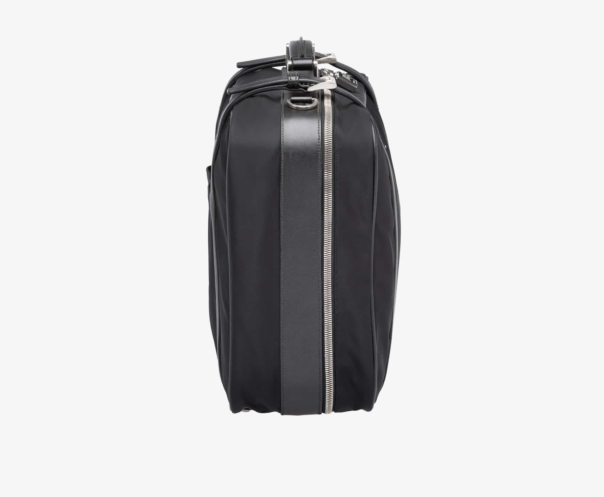 Prada Weekender Luggage Bag Black [2VV149 064 F0002 V OOO]