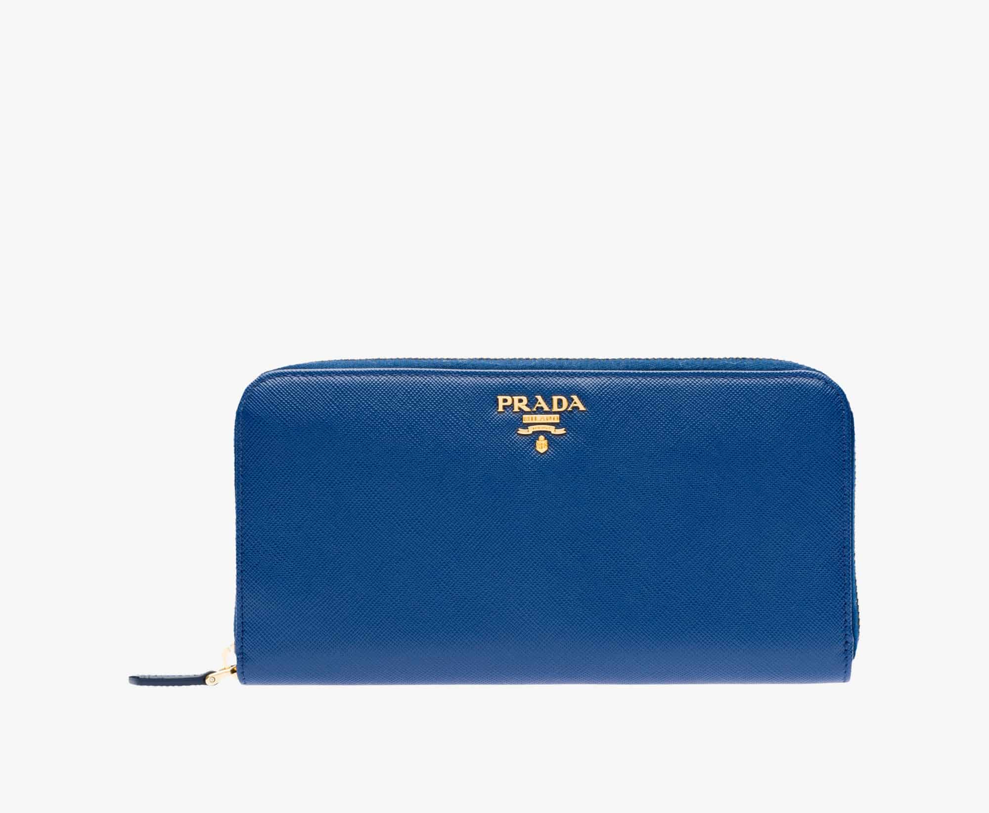 online store 033e8 ee965 Prada-Women-Wallet-Cornflower-Blue-1ML506-QWA-F0016