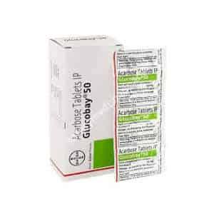 Hibose 50mg Acarbose Tablet At Best Price Hibose 50mg Acarbose
