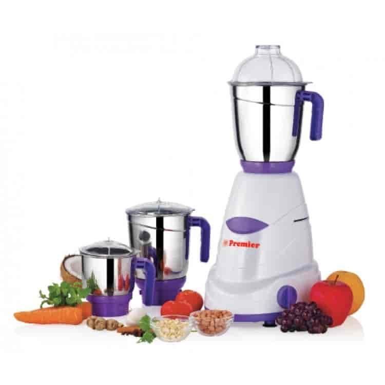 awesome Premier India Kitchen Appliances #9: Premier Viola Mixer Grinder [021050]