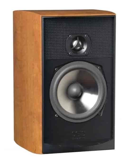PSB Alpha B1 Bookshelf Audio Speaker Sienna