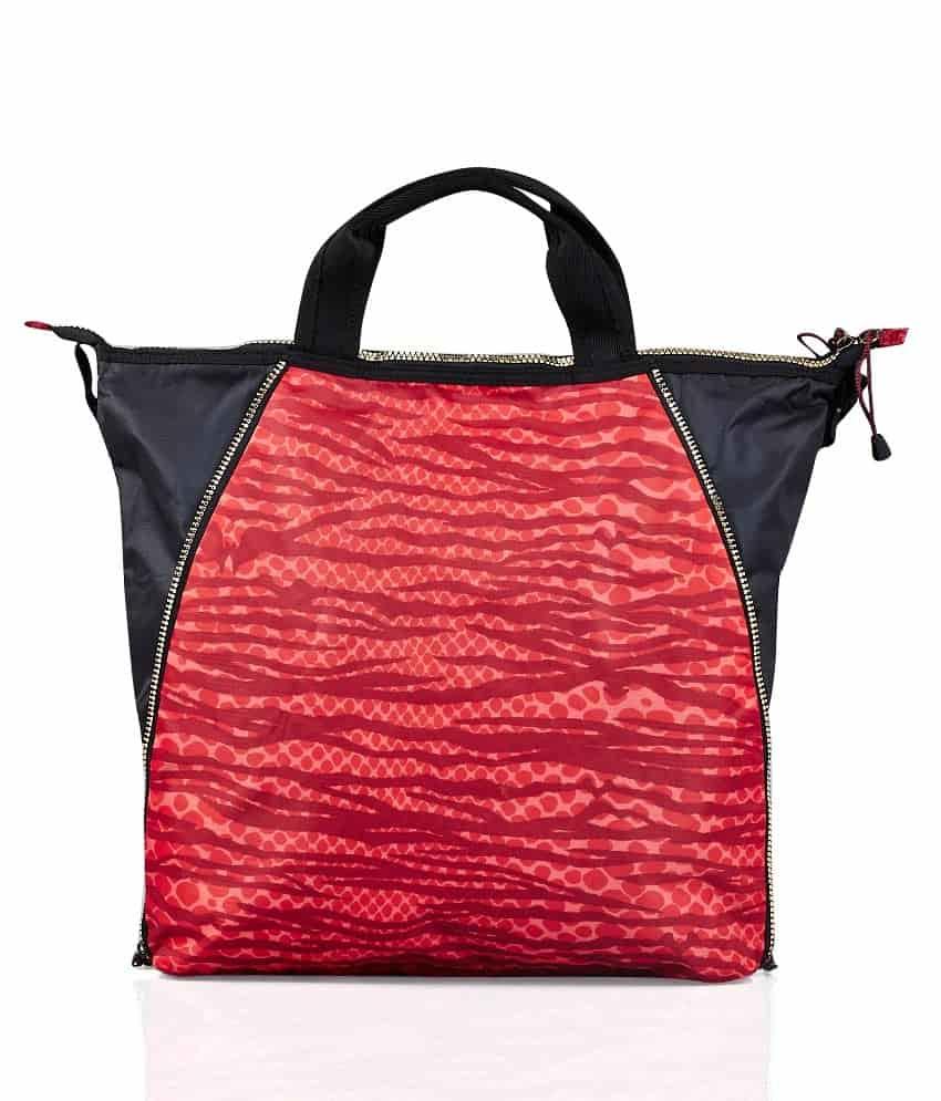 puma gym bag orange