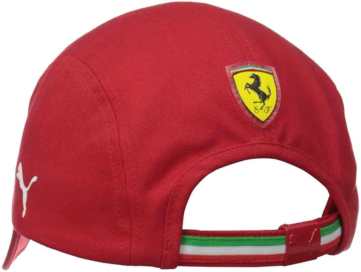 Tapa De Ferrari Sf Puma Hombres cF5PL
