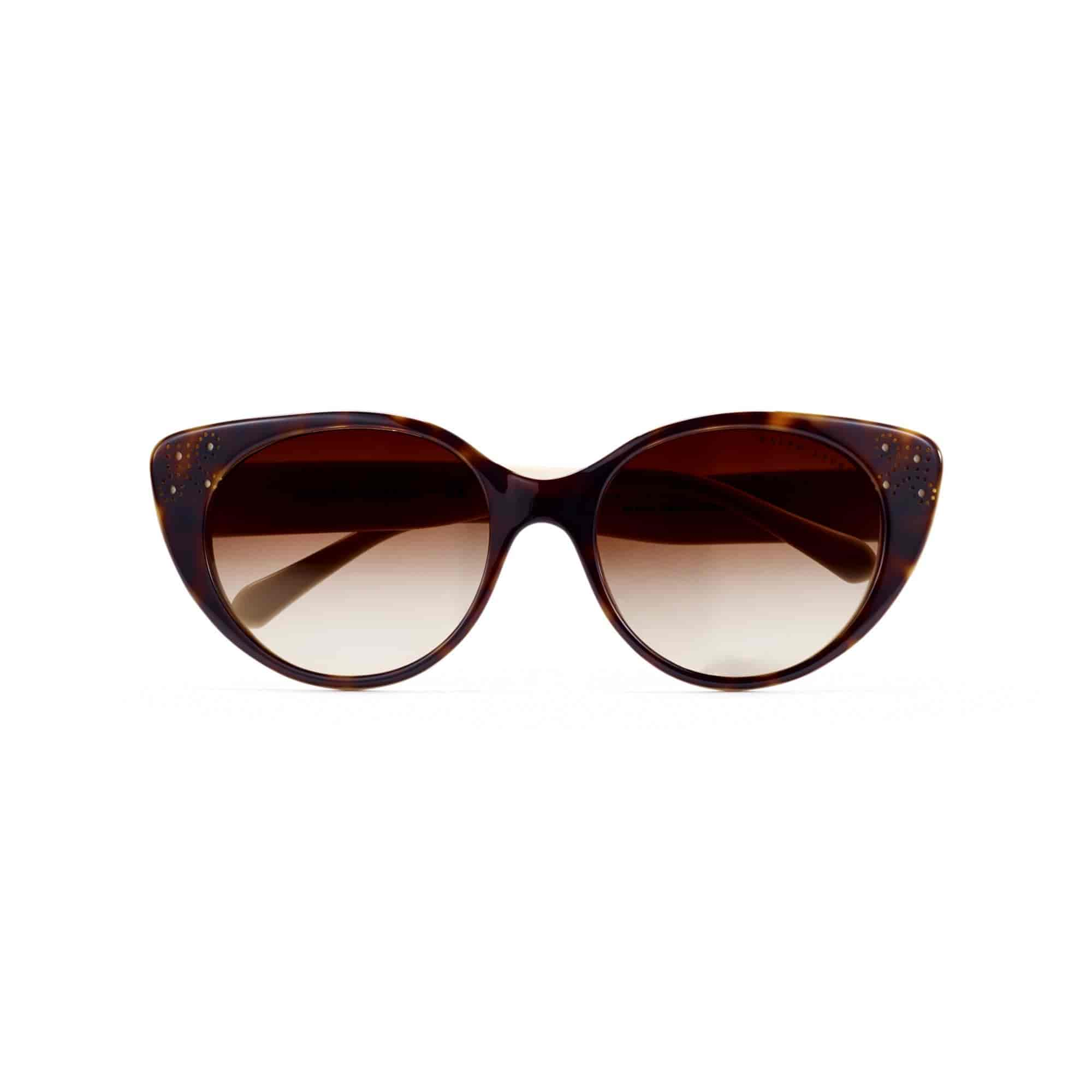 oakley sunglasses price in india f3qn  Ralph Lauren Cat Eye Spectator Women Sunglasses Havana [30873926]