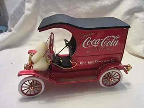 Buy Rare Franklin Mint 1913 Ford Model T Coca Cola Delivery