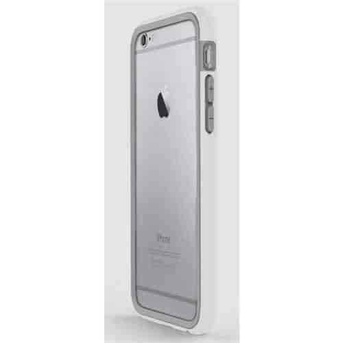 Rhinoshield-Crash-Guard-Bumper-for-iPhone-6-White-(includes-Rear-Screen-Protector)