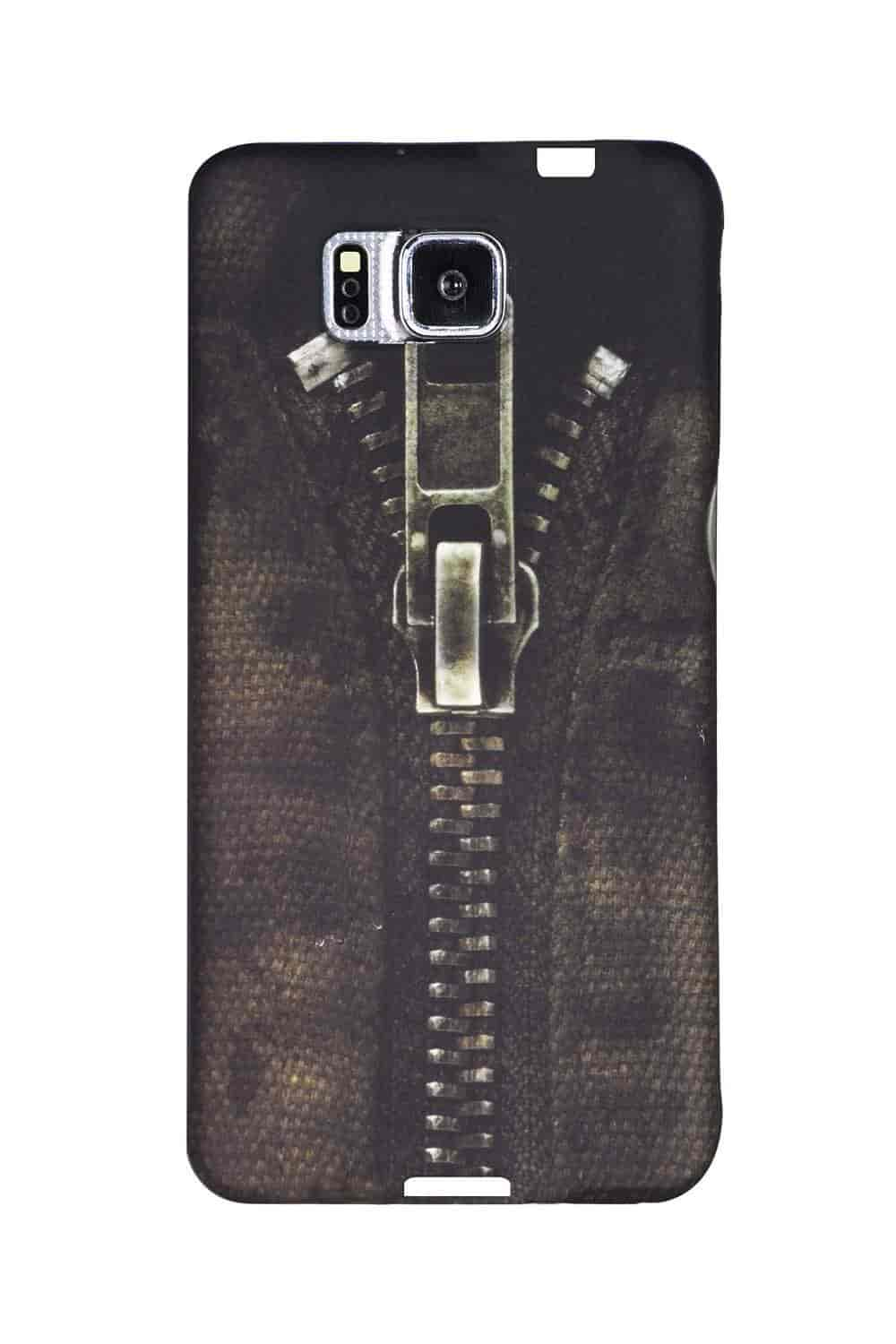 Buy Rich Boss Denim Cover For Samsung Galaxy Alpha G850 Features