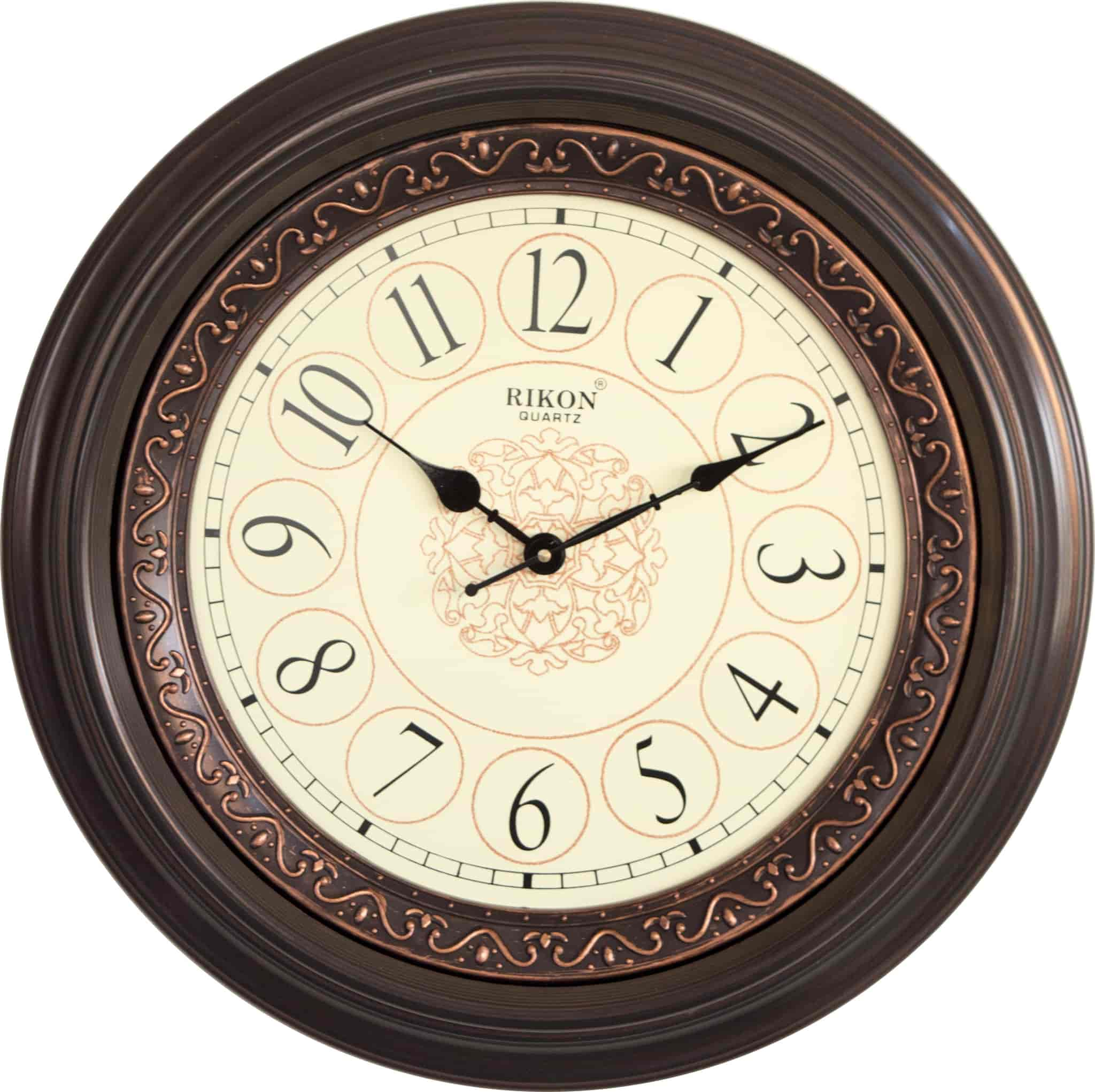 Buy rikon 1508 ivory brown antique wall clock features price rikon 1508 ivory brown antique wall clock amipublicfo Gallery