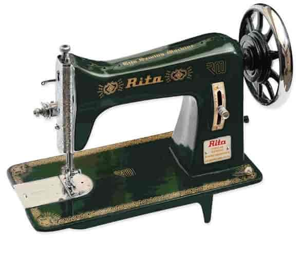 Buy Rita Popular Supreme Sewing Machine Features Price Reviews Enchanting Sewing Machine Accessories Online