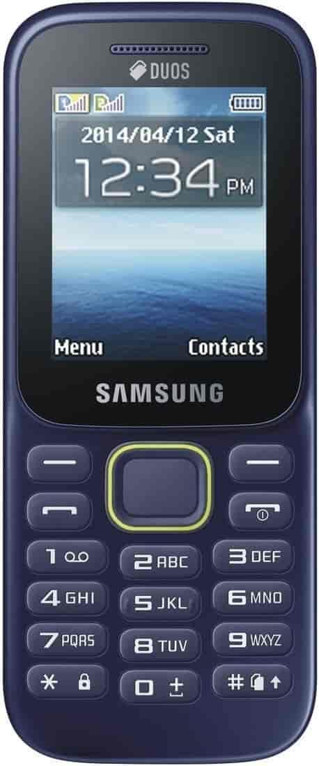 Buy Samsung Guru Music 2 Sm B310e Blue Features Price Reviews