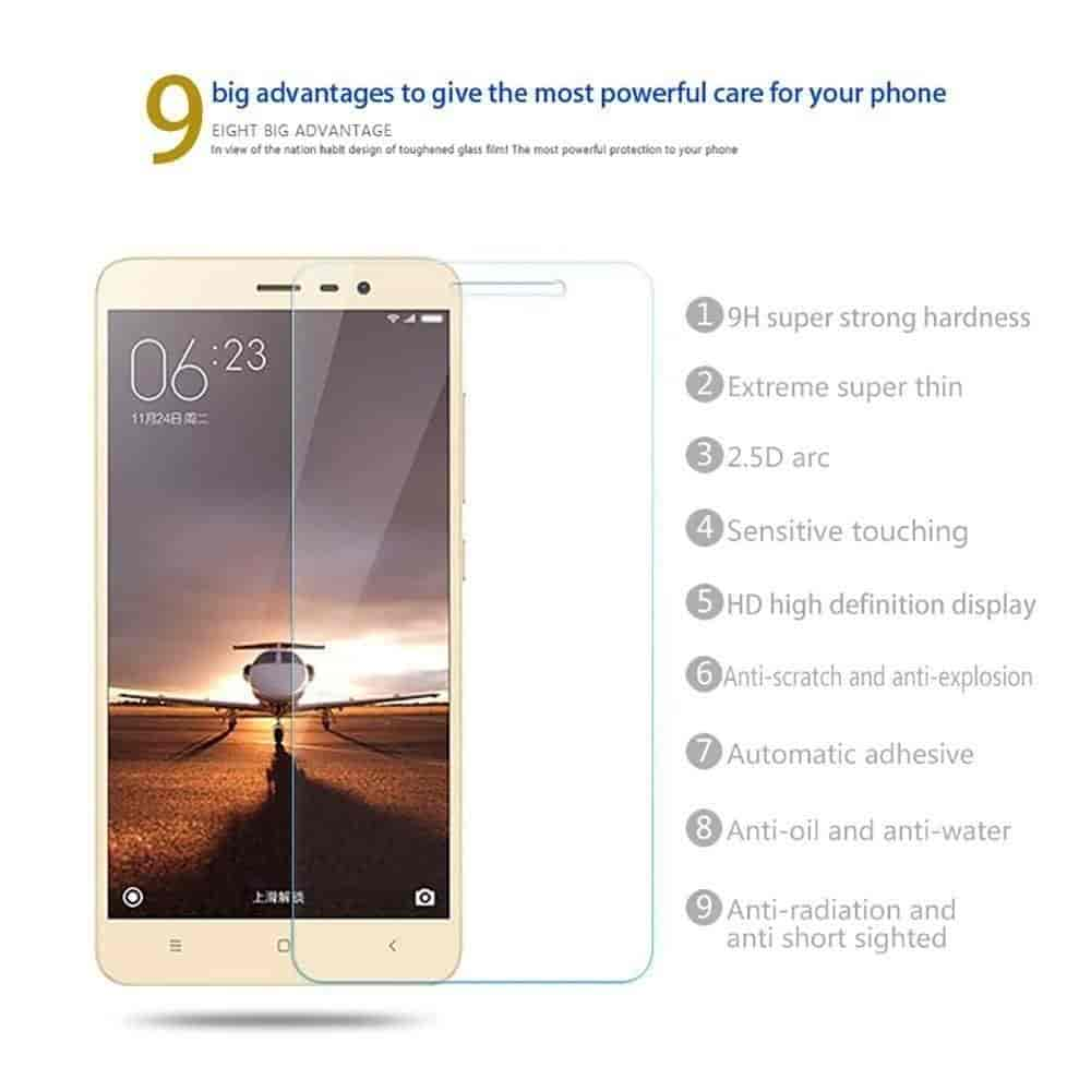 Buy Sdo Nano Technology Curve Tempered Glass Flexible Screen Norton Xiaomi Redmi Note 3 Protector For Transparent