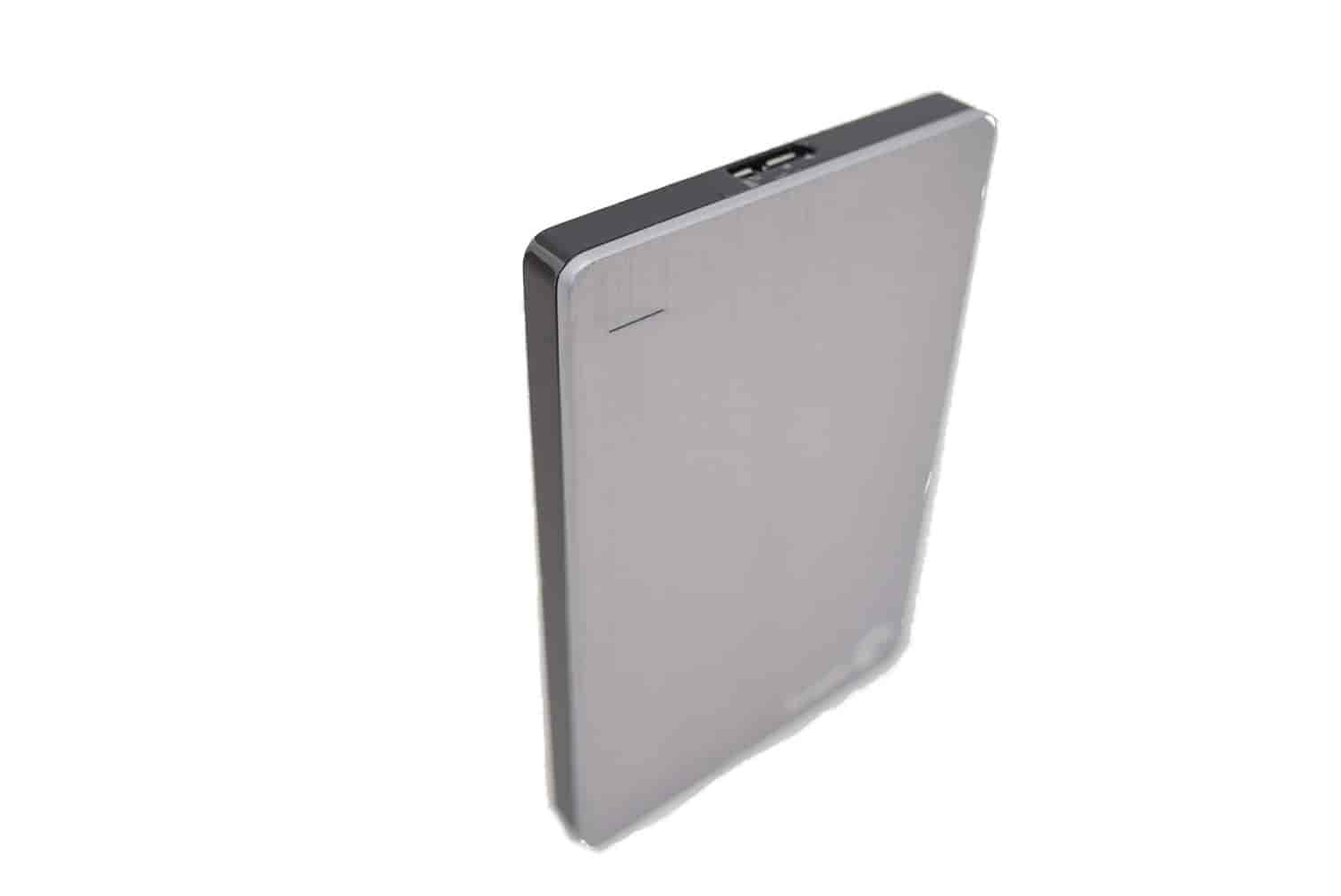 Buy Seagate 1tb Backup Plus Slim Portable Hard Drive Silver Hdd Stdr1000301