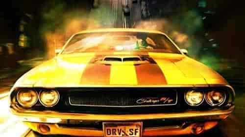 Buy Shoping Inc Driver: San Francisco Video Game Car Art