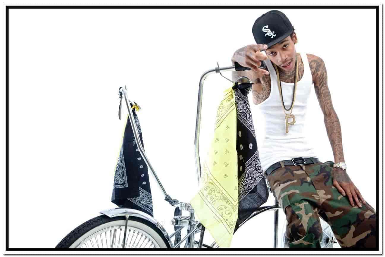 Buy Shopolica Wiz Khalifa Rapper Poster (Wiz-Khalifa-2029